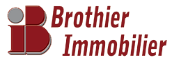 logo brothier immobilier