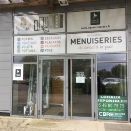 A CEDER - Droit au bail portant sur local de 131 m² - Zone de la Mude - BESSINES